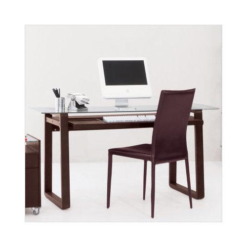 Sitcom Furniture Verona Desk With Glass