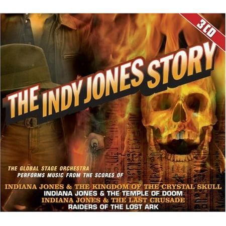 The Indy Jones Story - Original Soundtrack