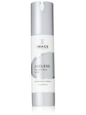 ($68 Value) Image Skincare Ageless Total Anti Aging Face Serum with Stem Cell Technology, 1.7 Oz