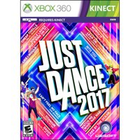 Just Dance 2017, Ubisoft, Xbox 360, 887256023010