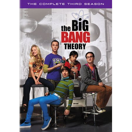 The Big Bang Theory: The Complete Third Season (DVD) - Big Bang Theory Halloween