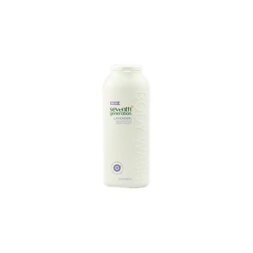 Seventh Generation Nourishing Body Wash, Lavender - 15 Oz