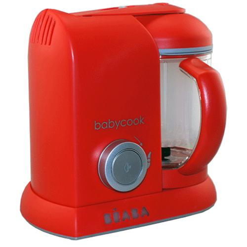 Beaba 912369 Baby Cook Pro - Red