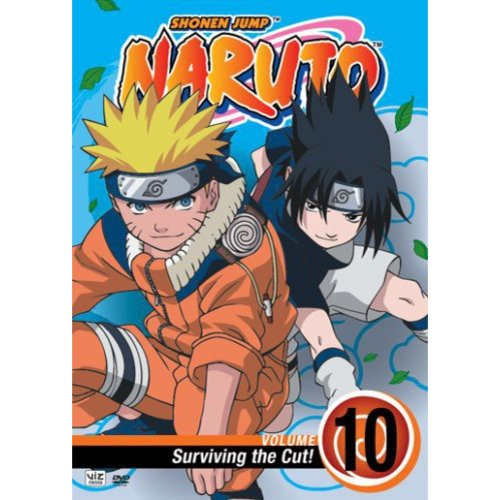 Naruto, #10 - Surviving the Cut SW (MINT/New)
