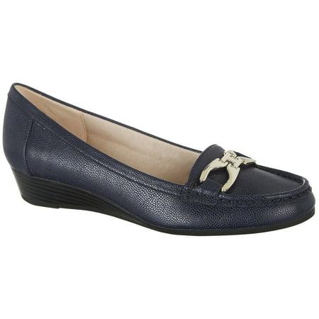 LifeStride Womens Fatime Wedge Shoes