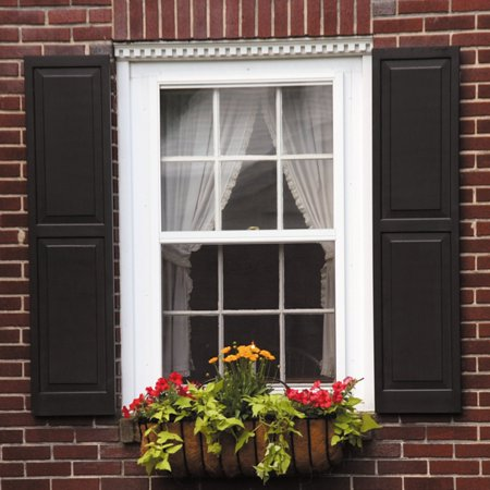 - AWC Exterior Window Shutters Raised Panel, Pair