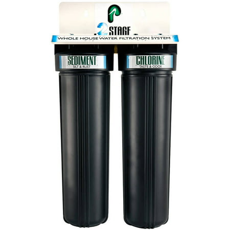 Pelican Water 2-Stage Whole House Water Filtration (Pelican Whole House Water Filtration System Reviews)
