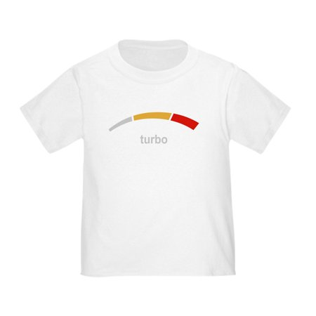CafePress - Turbo Toddler T Shirt - Cute Toddler T-Shirt, 100% Cotton