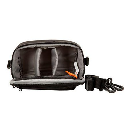 Lowepro Format 110 Camera Bag - Protective Padding, Weather Resistant Fabric, Black - - Lowepro All Weather Camera Bag