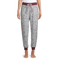 Harry Potter Women's and Women's Plus Jogger Pajama Pant