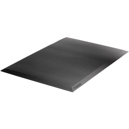 TR Industrial Anti-Fatigue Mat For Home, Office, and Kitchen Standing Relief, 24 x 36 x 3/4 in, Black