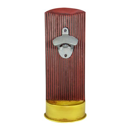 Pine Ridge Bottle Opener 40 Gauge Buckshot Shotgun Shell Wall Mount Classy Decorative Wall Mount Bottle Opener