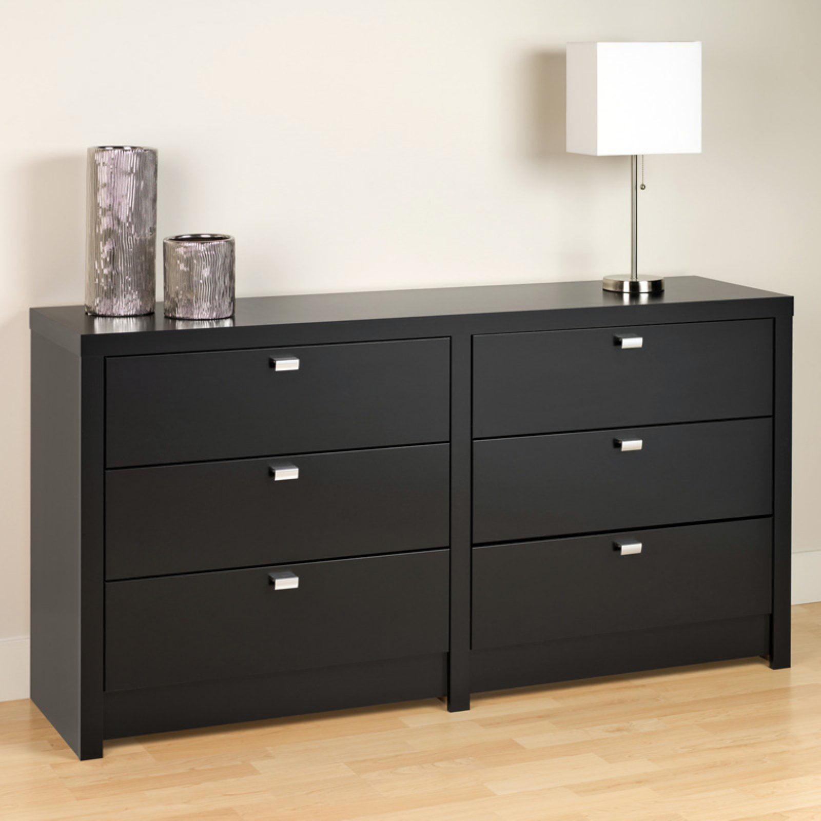 Series 9 Designer Collection 6-Drawer Dresser, Multiple Colors