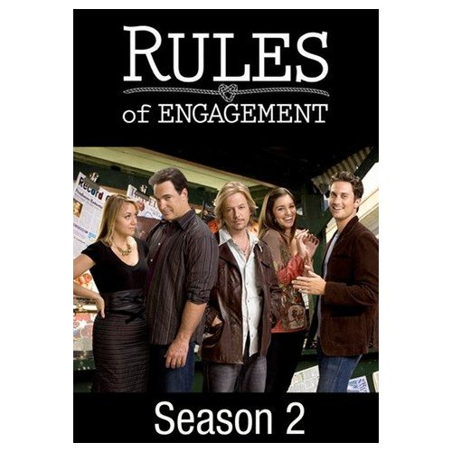 Rules of Engagement: Time Share (Season 2: Ep. 10) (2008)