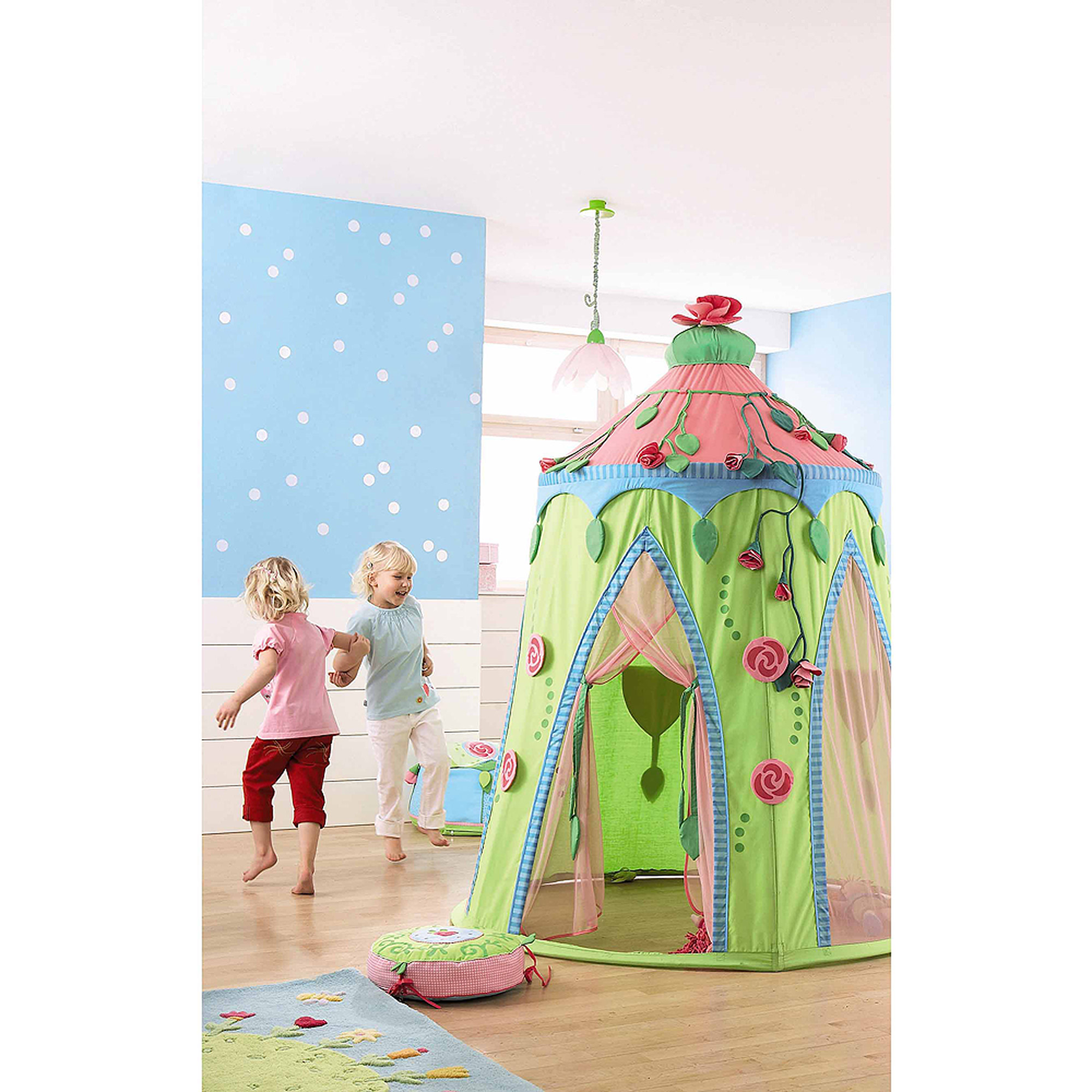 sc 1 st  Walmart & HABA Rose Fairy Play Tent - Walmart.com