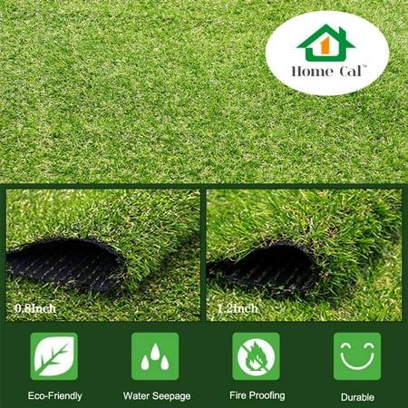 Home Cal Artificial Grass Rug Series - 2cm 28