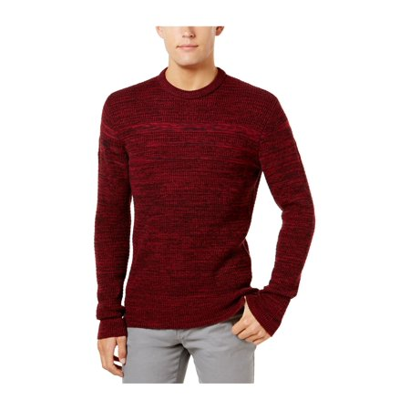 American Rag Mens Marl-Knit Pullover Sweater darkscarlet 2XL - image 1 de 1