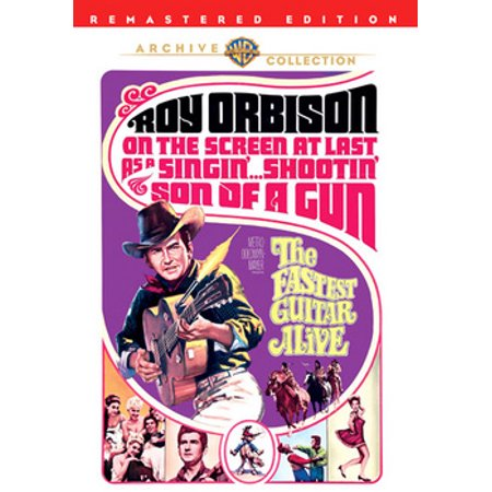 The Fastest Guitar Alive (DVD)