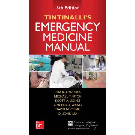 Tintinalli's Emergency Medicine Manual, Eighth (The Language Of Medicine 8th Edition Ebook)