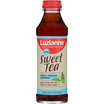 Bottled Tea & Tea Drinks: Luzianne