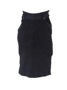 Elly B by OLIAN Maternity Women's Velvet Pencil Skirt FK31048