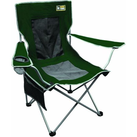 deluxe mesh folding chair