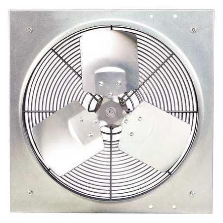 DAYTON 10D955 Exhaust Fan,14 In,1066 CFM Dayton Fans Blowers