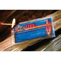 Ez Fire Firestarter - Carton Of 100