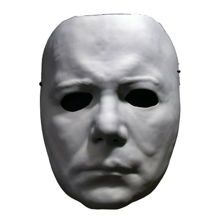 Trick Or Treat Studios Halloween II: Myers Vacuform Halloween Costume Mask - Make A Halloween Mask Online