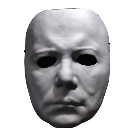 Trick Or Treat Studios Halloween II: Myers Vacuform Halloween Costume Mask - Halloween Mask Pics