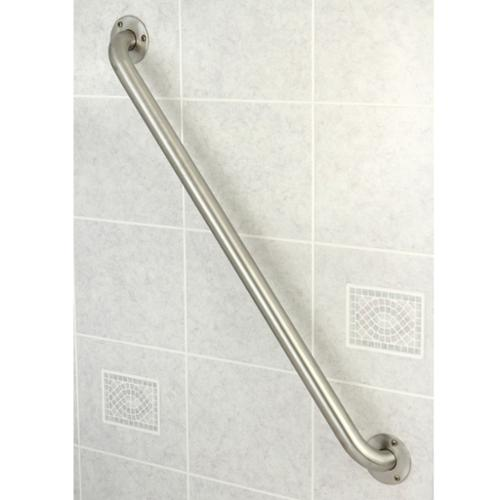 Kingston Brass Decorative 30-inch Stainless Steel Grab Bar