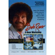 Bob Ross Joy of Painting Series: 3-Hour Workshop (DVD)