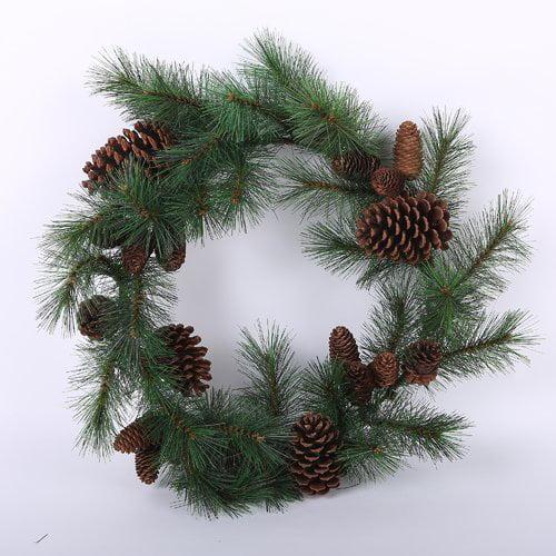The Holiday Aisle Decorative 24'' Wreath