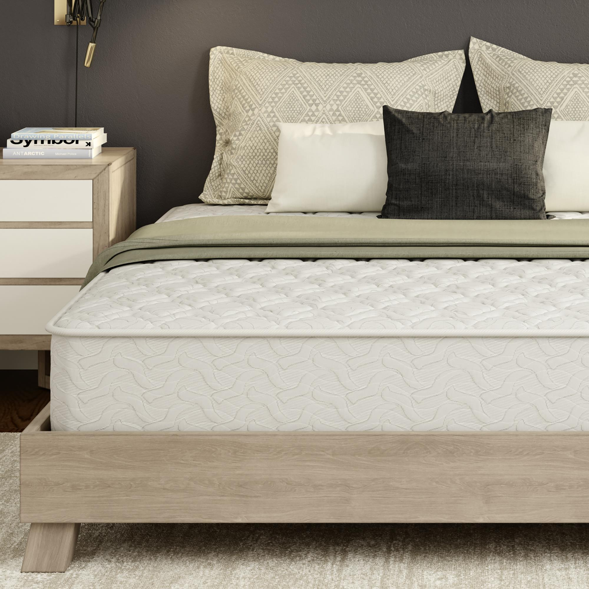 """Signature Sleep Gold CertiPUR-US Triumph 12"""" Independently Encased Coil Mattress, Multiple Sizes"""