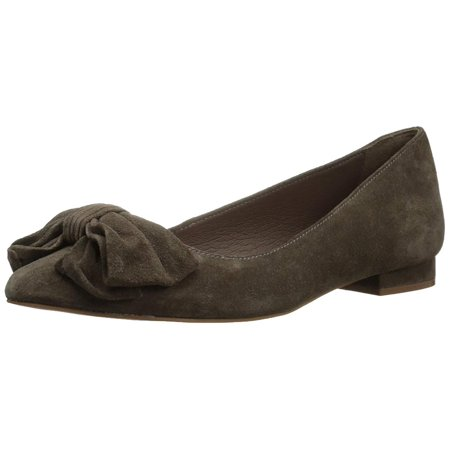 Mia Ballet Flats - Mia Women's Delsie Ballet Flat, Taupe, Size 6.0