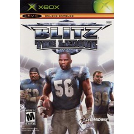 Blitz the League - Xbox (Refurbished)