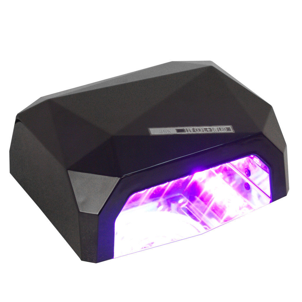 Zeny 36W Professional LED CCFL Nail Lamp Led Nail Light Nail Dryer UV Lamp