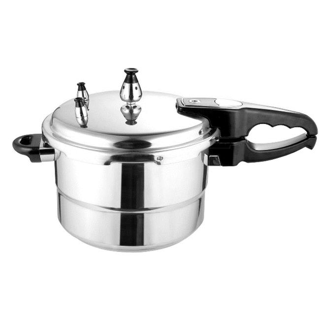 Above Edge AE5286-20 4.2 Quart Aluminum Stove Top Pressure Cooker by Above Edge