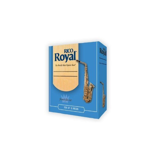 Rico Royal Alto Sax 10 Box #2 Strength by Rico Royal
