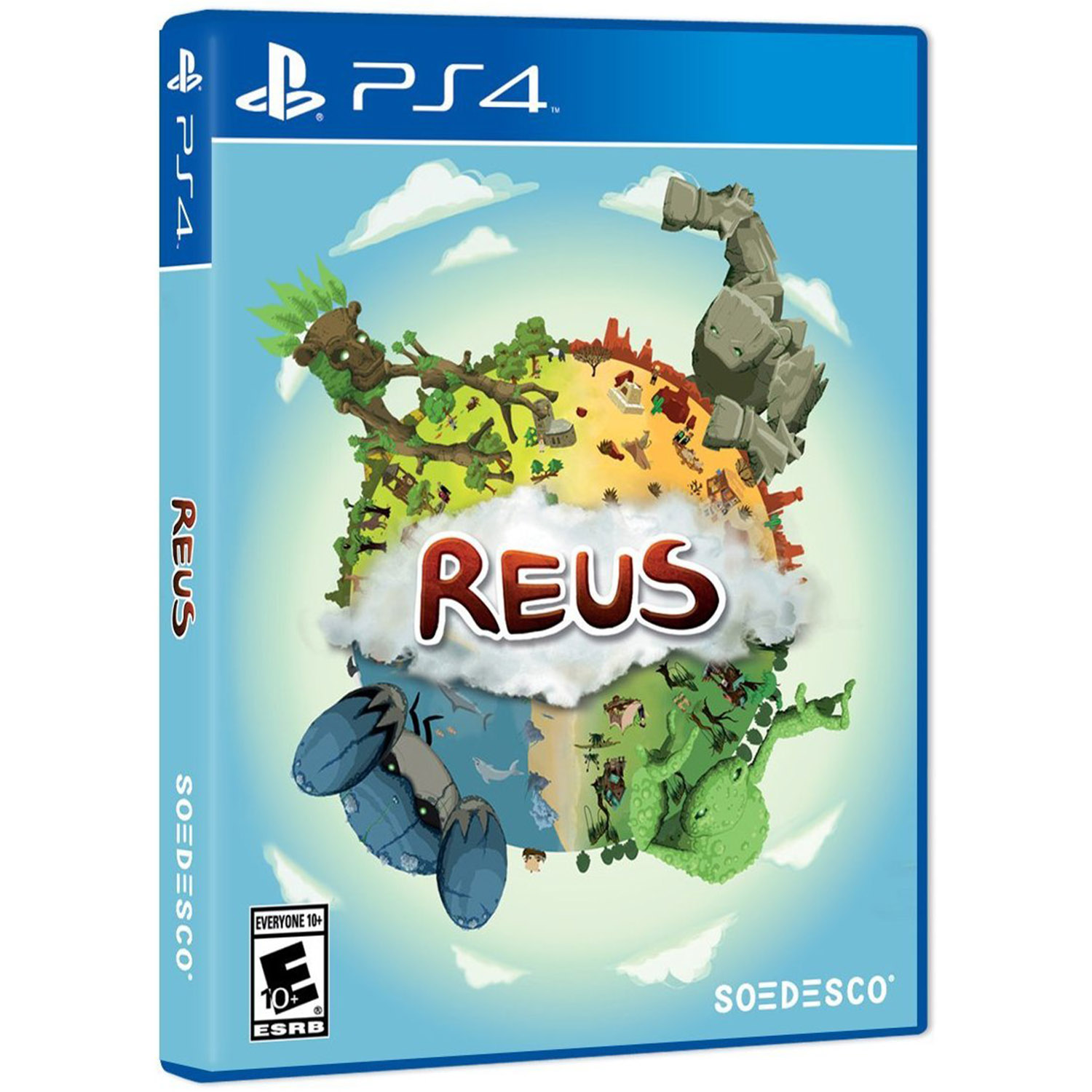 Sony PlayStation 4 Reus Video Game