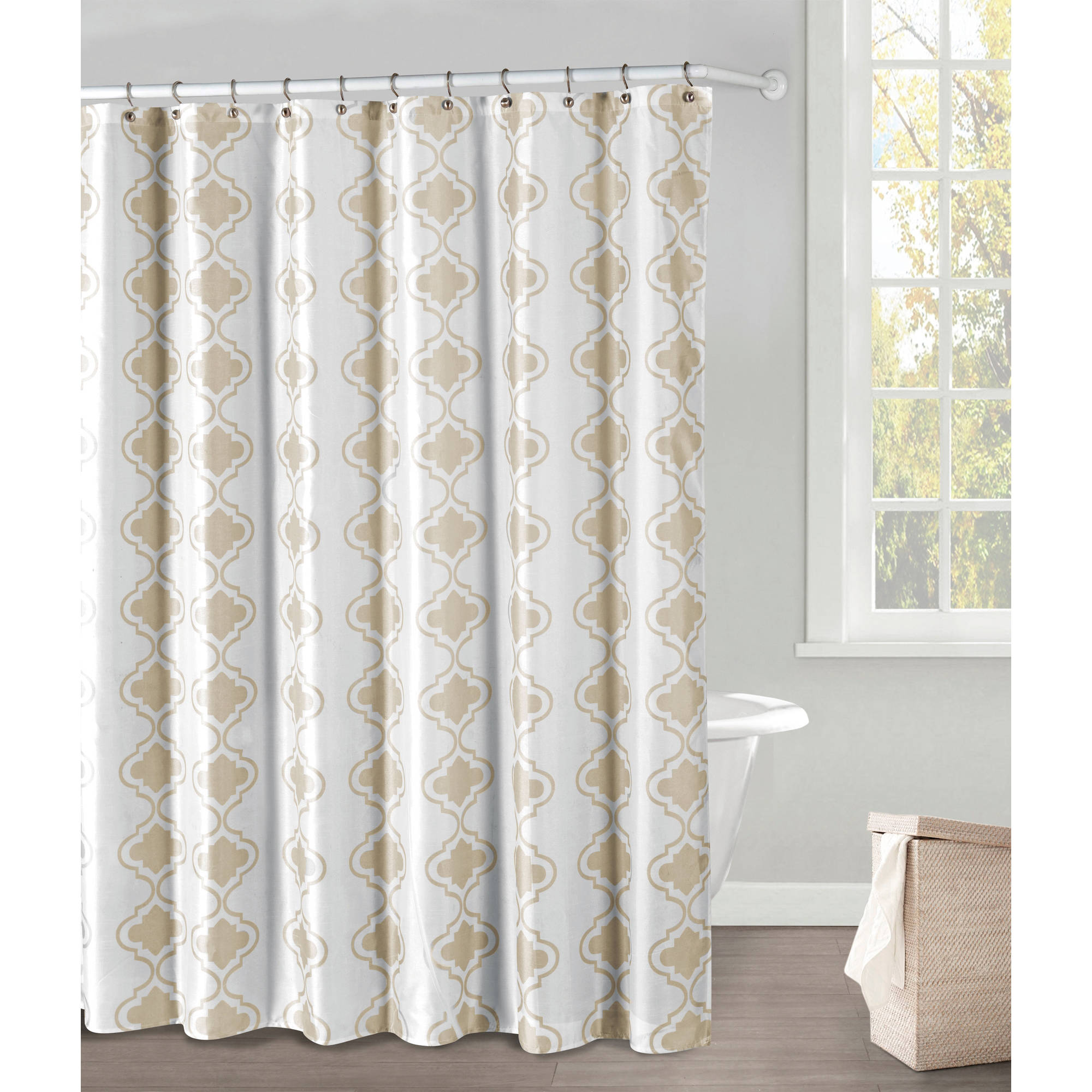 Duck River Crystal Jacq Shower Curtain