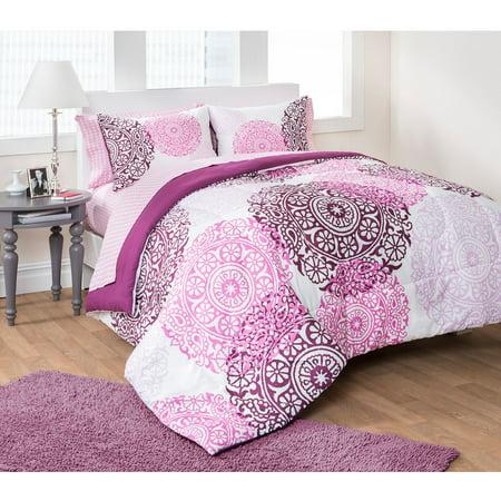 Formula Hippie Heaven Bed In A Bag Bedding Set Walmart Com