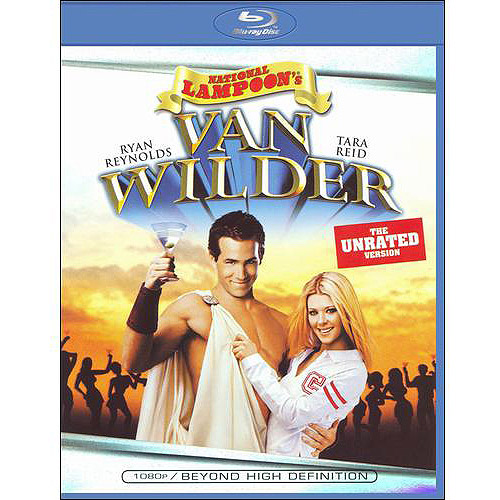 Van Wilder (Unrated) (Blu-ray) (Widescreen)