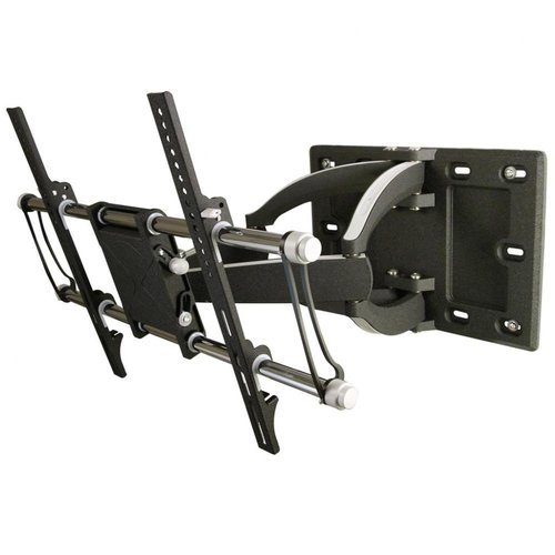 Cotytech Full Motion Dual Articulating Arm/Tilt/Swivel Universal Wall Mount for 42'' - 71'' Plasma/LCD/LED