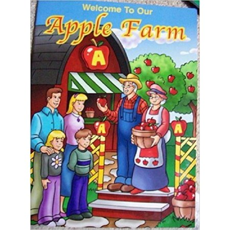 - Welcome to our Apple Farm [Paperback] [Jan 01, 2001]