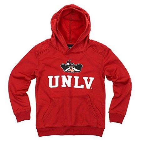NCAA Youth UNLV Rebels Performance Hoodie, Red