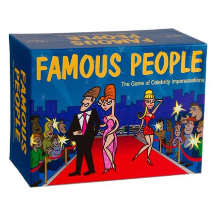 Famous People Game - image 1 of 2