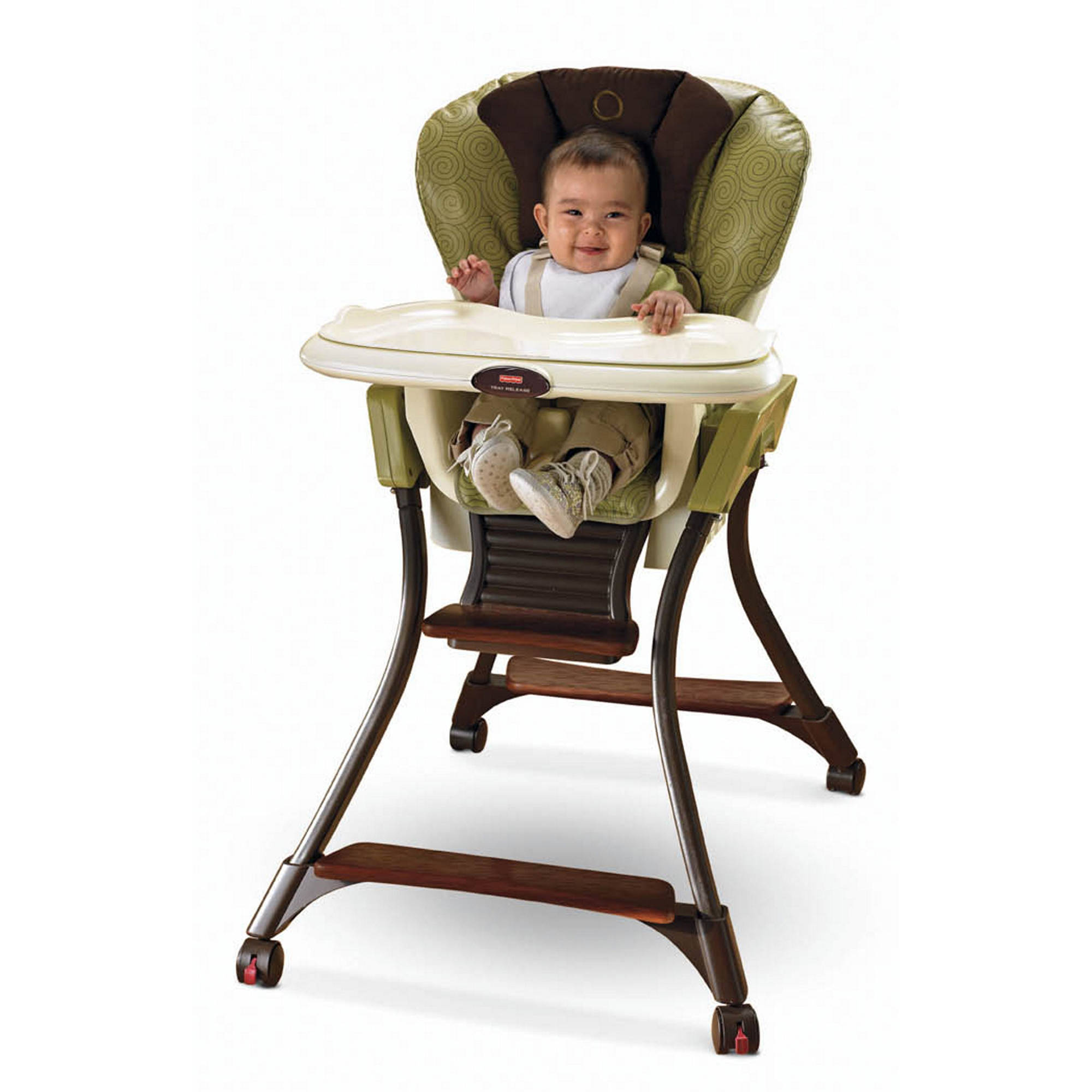 Fisher-Price - High Chair, Zen Collection