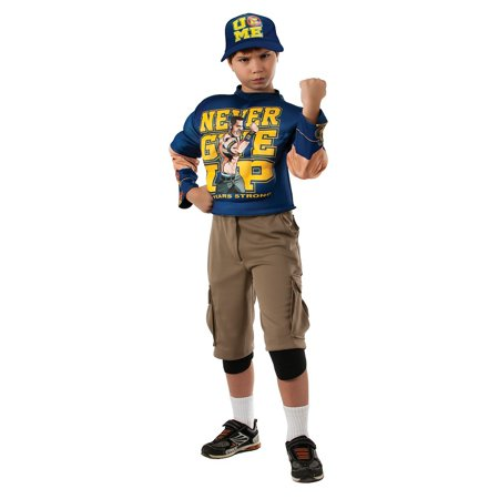 WWE John Cena Child Halloween - The Rock Halloween Costume Wwe