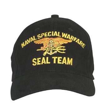 'Special Warfare Seal Team' Low Profile Cap